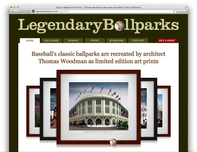 iPad Sketches Drawings Art Architect Thomas Woodman Legendary Classic Ballparks Forbes Field Major League Baseball